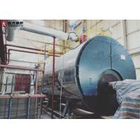 China 2 Ton Gas Steam Boiler High Efficiency For Carbonated Beverage Production Line wholesale