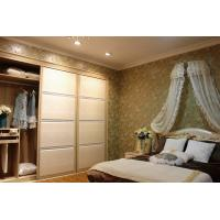 China Modern Bedroom Wardrobe Closet  Cheap for Apartment Project wholesale