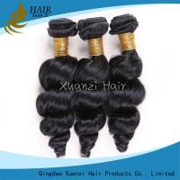 China Long Lasting Malaysian Virgin Hair Extensions Loose Wave 100%  Virgin Hair for sale