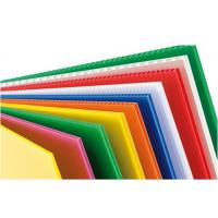 China PP Corrugated Plastic Sheet on sale