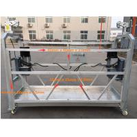 Buy cheap Electric Suspended Scaffold Platform , Aluminum Alloy Aerial Work Platform from wholesalers