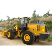 Buy cheap Chinese SEM 650B 5 ton wheel loader for sale with cummins engine from wholesalers