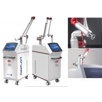 China 1--6hz Frequency Picosecond Laser Tattoo Removal Machine 1064nm 532nm Wavelength on sale
