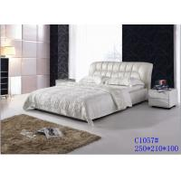 China fabric bed, living room home furniture wholesale