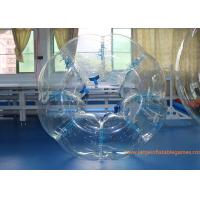 China 1.8m TPU Inflatable Bumper Ball For Soccer Club , Inflatable Soccer Balls wholesale