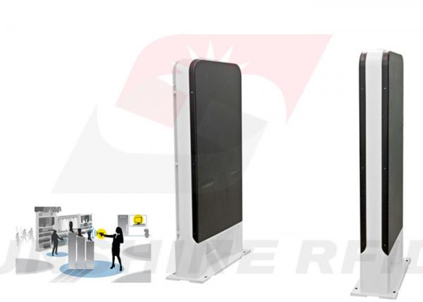 Quality Waterproof Design UHF RFID Gate Reader With RS232 / RS485 / Ethernet / Wireless WIFI for sale