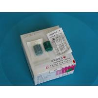 China Green Cartridge Cholecystectomy Surgical Clips Pure Titanium Material on sale