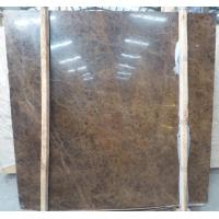 China Decorative China Dark Emperador Marble texture Slab Tile wholesale