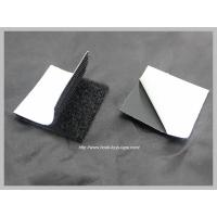 China white velcro dots Square Hook And Loop Dots,industrial self-stick Hook And Loop Fastening Tape on sale