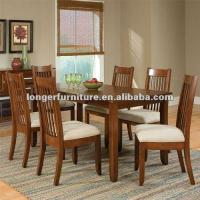 China Solid Wood Dining Room Furniture wholesale