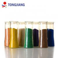 China Colorful Competition Price EPDM rubber granules wholesale