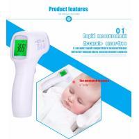 Human Body Digital Lcd Infrared Thermometer / Non Contact IR Temperature Measurement Gun Meter