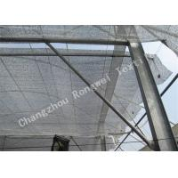 HDPE Aluminum Foil Outdoor Shade Net for Agriculture & Horticulture Garden Netting