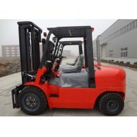 China 4 Ton Balance Weight Industrial Lift Trucks With Side Shift / Automatic Transmission on sale