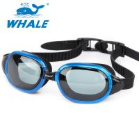 China Anti fog UV Protection Swimming Goggles for Men Women Youth Kids Child wholesale