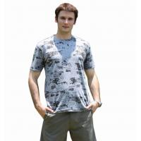 China 2014 custom high quality 100% cotton t shirt for men wholesale