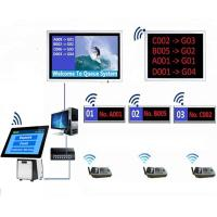 China 15.6 inch Table Desktop Arabic/English/French Wireless Queue Management System for Bank/Hospital/Clinic Service Center wholesale