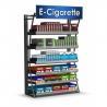 China Vitrine faite sur commande de cigarette, supports aériens de cigarette pour l'épicerie wholesale