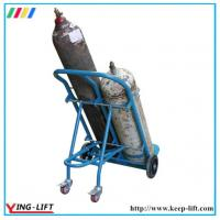 China Wearing-resisting Usage Double Gas Cylinder Hand Trolley TY130 on sale