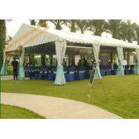 China Luxury Design Large Capacity Outdoor Wedding Marquee Tent  All Weather Proof Aluminum Clear Span Tents wholesale