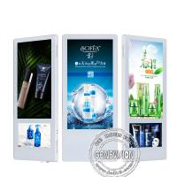 China Dua Lcd Advertising Screen Elevator Indoor 21.5 Inch LCD Media Player Screen wholesale