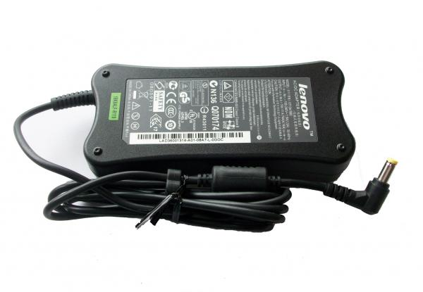 Quality 90W AC Adapter For Lenovo 300 / 400, Thinkpad 1452 / 1472 Laptops 19V, 4.74A for sale