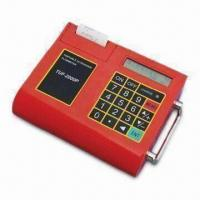 Buy cheap Fixed Ultrasonic Flow Meter with Strong Anti-interference Feature, Available in from wholesalers