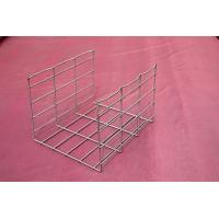 China Powder Coated Grid Bracket Wiremesh Cable Tray Outdoor In CE wholesale