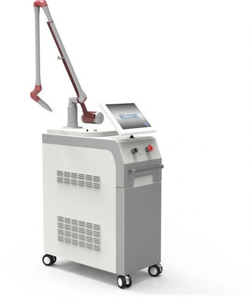 Quality OEM/ODM 1064 nm &532 nm nd yag laser q-switched nd yag laser tattoo removal machine for sale