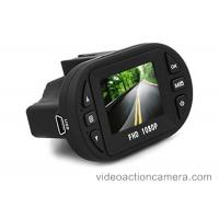 China Front And Rear Car Camera Recorder / Car Dvr Dash Cam Gps With AVI Video Format wholesale