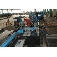 China Elevator Lift Guide Rail Metal Roll Forming Machine 30~55kw Galvanized Sheet on sale