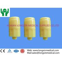 China in-stopper medical disposable yellow or transparent Heparin Caps for I.V. cathet on sale