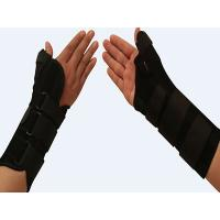 China Classical Breathable Foam Wrist Brace with Thumb Splint wholesale