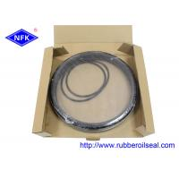 China Rubber Floating Oil Seal , O Ring Lip SealShore A Hardness Various Size wholesale