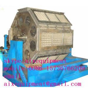 China automatic paper egg tray making machine on sale