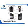 China 1080P HDボディ カメラのレコーダーの可聴周波ブルートゥースの法の執行のビデオ レコーダー wholesale