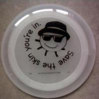 China Mini Flying Disc, Made of Plastic wholesale