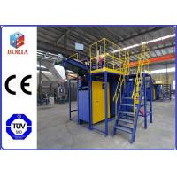 China PLC Controlled Rubber Batch Off Equipment 4 - 12mm Rubber Sheet Thickness wholesale