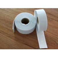 China White Waterproof Rubber Butyl Tape 2mm Sticky Sealant Material Roofing Insulation wholesale