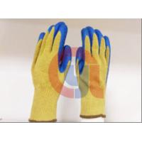 China Flame Retarding Aramid Cut Protection Gloves For Metal Sheet And Glass Processing wholesale