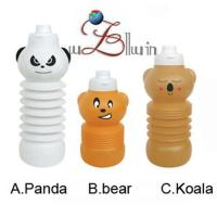 China Cartoon sports water bottle for children wholesale
