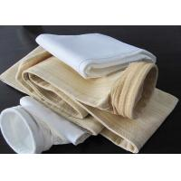 China Compound Glass Fiber Cloth Industrial Filter Bag for Air / Gas Filtration on sale