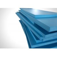 China Water Resistance Expanded Polystyrene Foam Board Insulation 25-30kg/CBM Density on sale