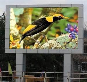 China Panneaux d'affichage menés extérieurs P10, la publicité de Signage de Digital de 110 degrés/50 degrés wholesale
