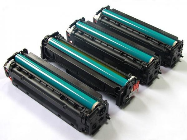 Quality CE410A CE411A Compatible Printer Cartridges HP 305A With 2200 / 2600 Pages Yeild for sale