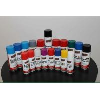 China Highly Durable Colorful Spray Paint Scratch Resistant For Plastic / Metals wholesale