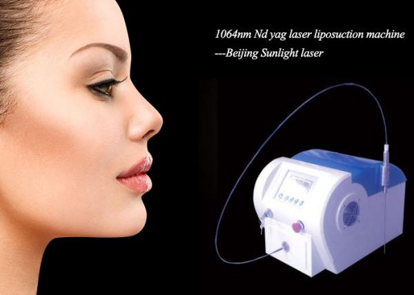 Quality 1064nm Surgical Liposuction Machine , Laser Liposuction Equipment Max 10W Power for sale