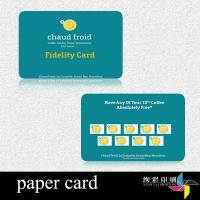 China Customized Printing Membership Cards With Barcodes / Double Sided Business Cards wholesale