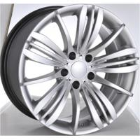 China Car Rims 20 For BMW 740Li/ Hyper Silver Customized 20 inch Forged Aluminum Rims wholesale