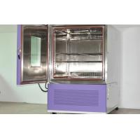 China Lab Alternative Climatic Test ChamberRapid Change Temperature Testing With Microprocessor wholesale